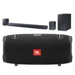 Samsung HW-N950/ZG Soundbar + JBL Xtreme 2 Bluetooth + 150€ Saturn Gutschein für 1.111€ (statt 1328,34€)
