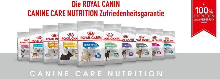 Hundefutter CANINE CARE NUTRITION kostenlos ausprobieren