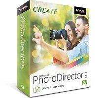 Kostenlos: CyberLink PhotoDirector (statt 34€)