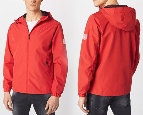 Jack & Jones Herrenjacke Jorglave Light Track Jacket STS ab 27€ (statt 50€)