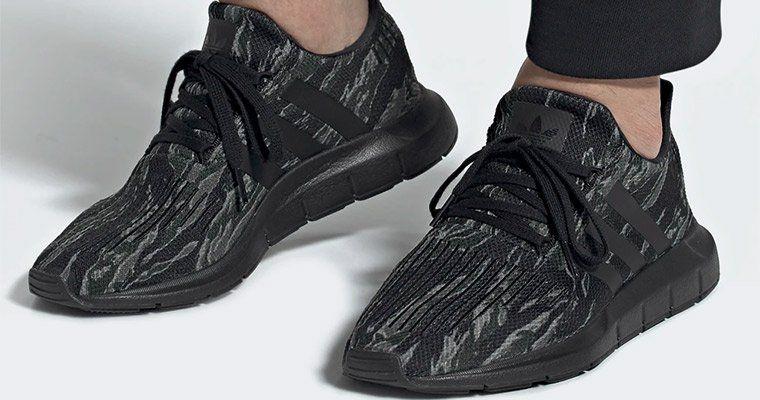 adidas Originals Swift Run Sneaker + 6er Pack Socken für 50,58€ (statt ~77€)