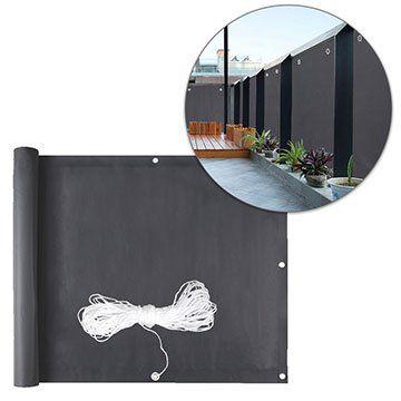 35% Rabatt auf Balkonverkleidung (Sichtschutz) mit 6m Länge ab 8,90€ (statt 14€)