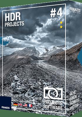 Gratis: HDR Projects 4 Professional (statt 71€) für Windows und Mac