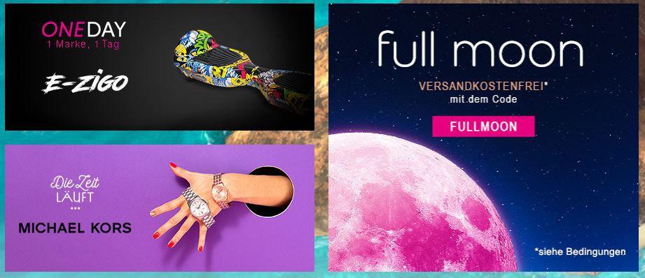Shopping Club Vente Privee [veepee] bis 6:30Uhr ohne Versandkosten ab 50€ MBW