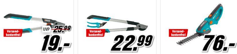 Media Markt Gardena Tiefpreisspätschicht: z. B. GARDENA Comfort Spritze für 11,49€ (statt 16€)