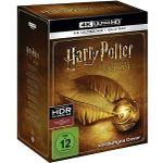 Harry Potter 4K Complete Collection (16-Discs) auf 4K Ultra HD Blu-ray + Blu-ray für 96€ (statt 125€)