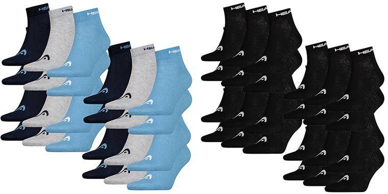 24 Paar Head Quarter Socken für 27,99€ (statt 35€)
