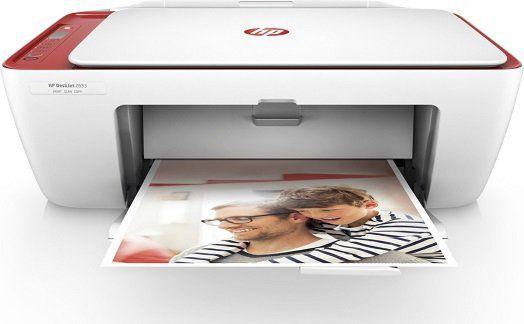 HP DeskJet 2633 3 in 1 Multifunktionsdrucker mit WLAN ab 34€ (statt 60€)