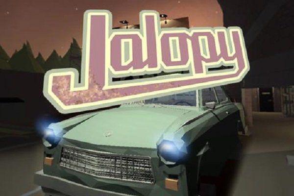 Humble Store: Gratis PC Spiel Jalopy (statt ab 5€)