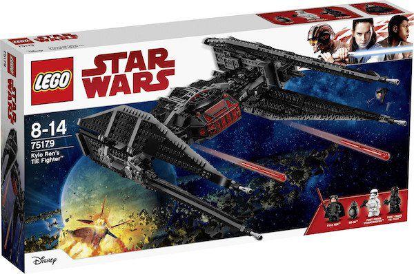 Lego Star Wars   Kylo Rens TIE Fighter (75179) für 51,49€(statt 64€)