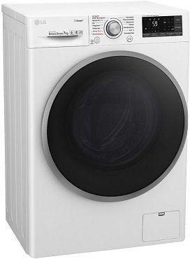LG F12WM7SLIM Waschmaschine (7 kg, 1200 U/Min., EEK A+++) für 409€ (statt 455€)