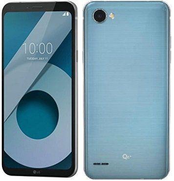 LG Q6+ Smartphone mit 64GB in Ice Platinum für 149€ (statt 182€)