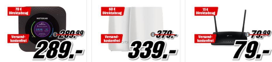 Media Markt Netzwerk Aktion: z.B. GIGASET CL660 HX DUO Schnurlostelefon für 54, € (statt 95€)