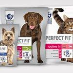 Perfect Fit Katzen- und Hundefutter kostenlos
