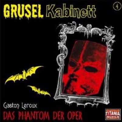 Hörspiel Das Phantom der Oper gratis (statt ab 12€)