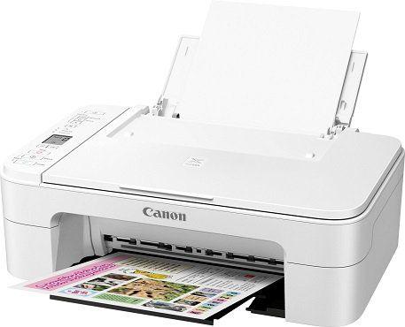 Canon PIXMA TS3150 3 in 1 Tinten Multifunktionsdrucker mit WLAN für 35€ (statt 45€)