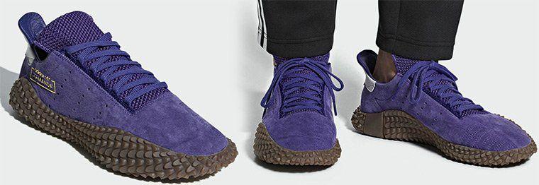 adidas Originals Kamanda 01 Sneaker für 72,77€ (statt 141€)