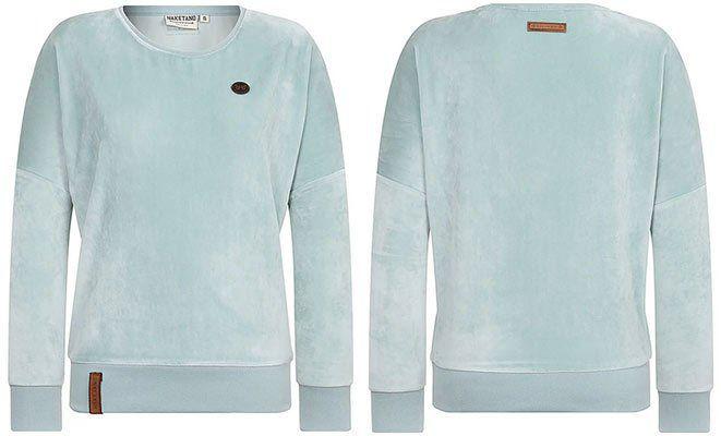 Naketano Damen Sweatshirt Auf Dem Küchentisch für 15,87€ (statt 36€)