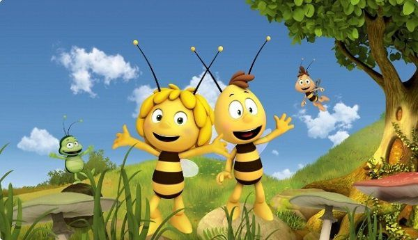 Kostenlos: Kinder Abenteuer Büchlein mit Biene Maja bei Rewe