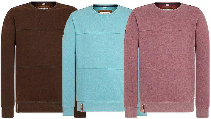 """Naketano Pullover """"Was Diese Zielgruppe"""" in vielen Farben ab 26,27€ (statt 40€)"""