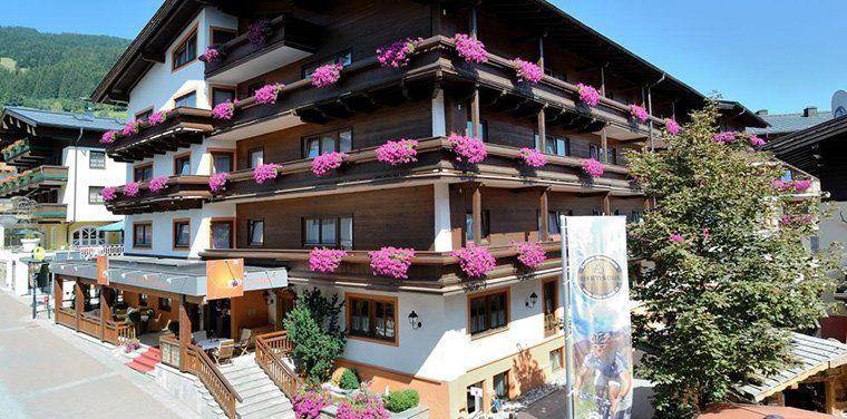 2 ÜN im Salzburger Land inkl. Verwöhnpension & 800m² Wellnessbereich ab 169€ p.P.