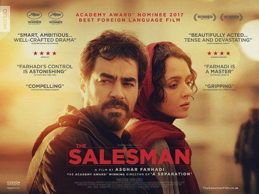 arte: The Salesman kostenlos (statt ab ca. 3€) mit einem IMDb von 7,8/10 anschauen
