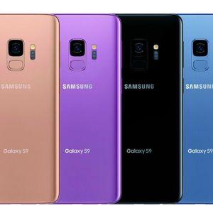 Samsung Galaxy S9 Smartphone 64GB DualSIM [G Ware] für 319,90€ (statt 449€)