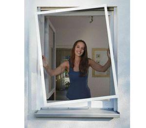 Schellenberg TELESCOPE Alu Insektenschutz Fenster max 100 x 120 cm für 49,99€ (statt 64€)