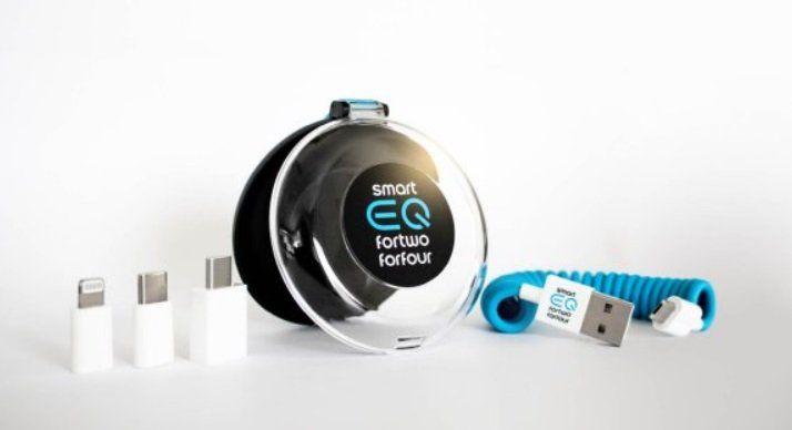 Kostenloses Universal USB Ladekabel bei Smart