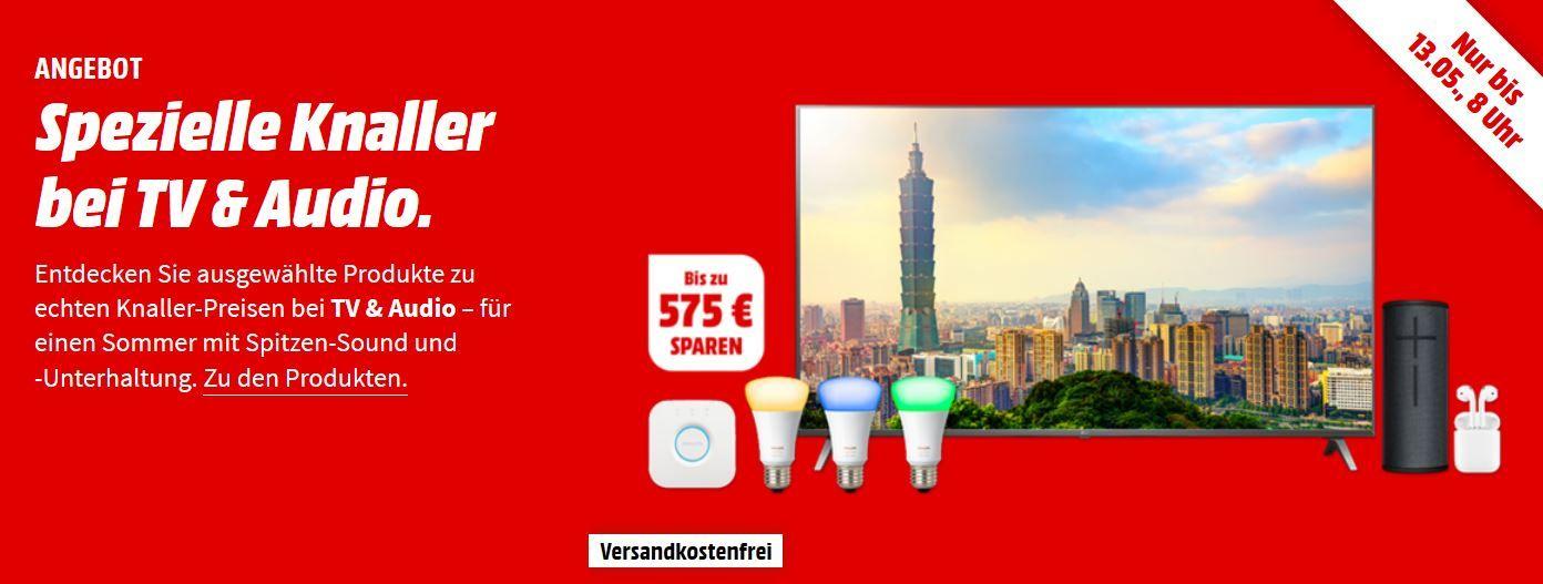 Media Markt TV & Audio Aktion: AMAZON Fire TV Stick [Gen. 2] für 24,99€ (statt 30€)