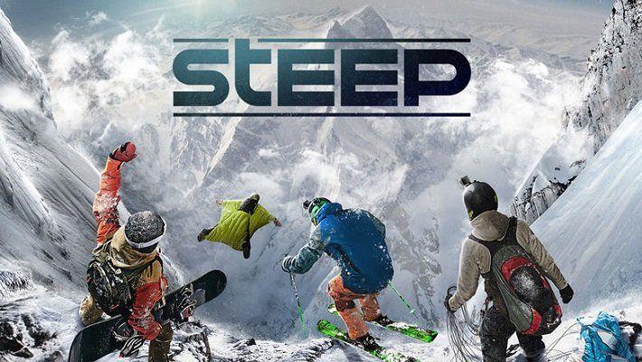 Kostenloses (statt ca. 10€) PC Spiel Steep bei Ubisoft (IMDb 6,5/10)