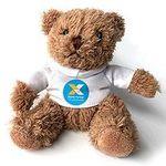 Teddy Tom gratis erhalten, dann mit ihm verreisen und damit helfen