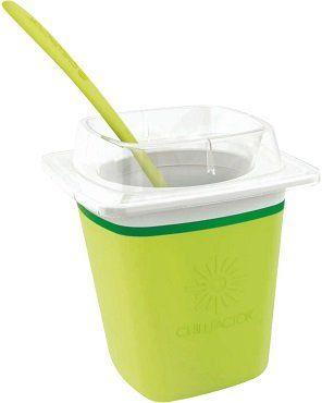 Chill Factor 01682 Frozen Yoghurt Maker in grün für 10€ (statt 13€)