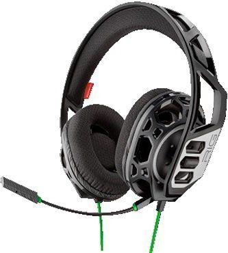 PLANTRONICS RIG 300 HX Kopfhörer in Schwarz/Silber/Grün ab 22€ (statt 38€)