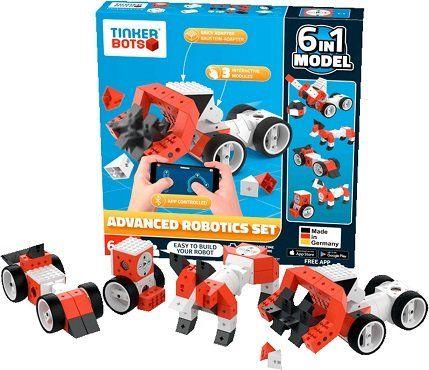 Tinkerbots Robotics Advanced Set (00053) für 155€ (statt 182€)