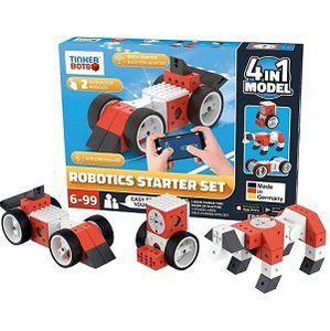 Tinkerbots Robotics Starter Set (00046) für 125€ (statt 152€)