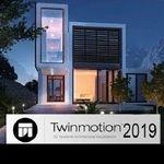 """Kostenlos: Visualisierungssoftware für das Bauwesen """"Twinmotion 2019"""" (statt 1650€)"""