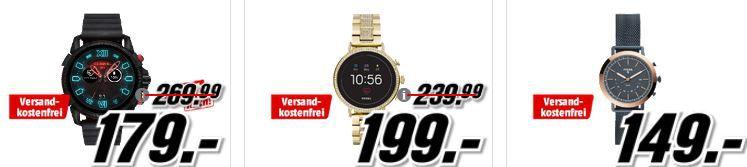 Media Markt & Saturn Smartphone & Wearables Fieber: z.B. Google Pixel 3 XL für 555€ (statt 639€)