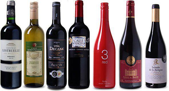 50% Rabatt auf nicht reduzierte Weine   z.B. 6x Viña Decana Reserva für 29,97€ (statt 66€)