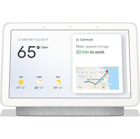 Google Nest Hub für 59,99€ (statt 86€) – B-Ware