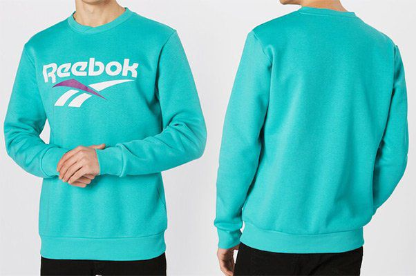 Reebok Classic Herren Sweatshirt für 26,95€ (statt 60€)