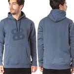 """Planet Sports Herren Hoodie """"Logo Icon"""" in Blau für 18,86€ (statt 34€)"""