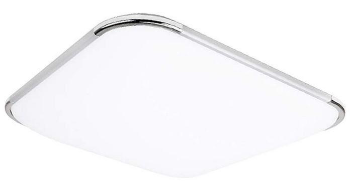 wolketon LED weiße Deckenleuchte 12W für 11,89€ (statt 17€)