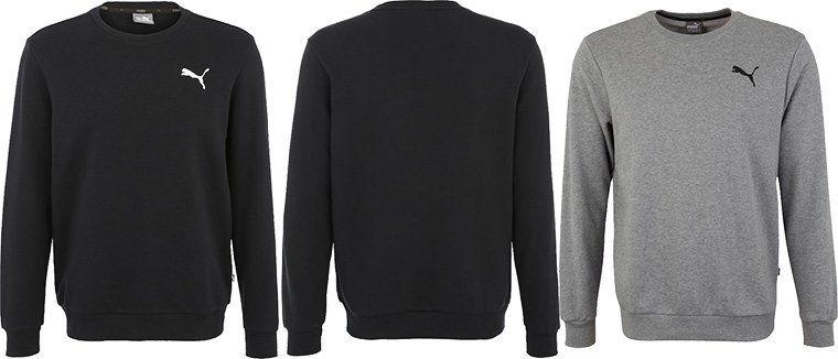 Puma Herren Sweatshirt mit Logo Print für 29,67€ (statt 35€)