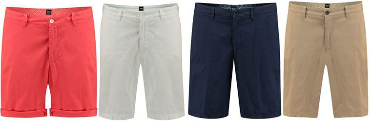 Hugo Boss Herren Shorts Bright D in 5 Farben für je 64,96€ (statt ~85€)