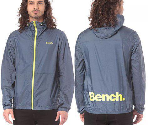 Bench Pack Away Lightweight Jacke für 38,96€ (statt 52€)