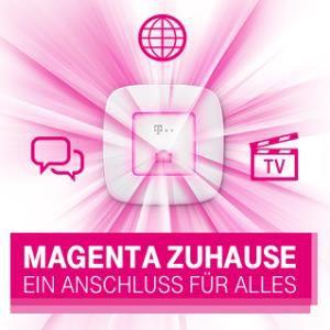Telekom Magenta Zuhause M DSL (50 Mbit/s) ab 17,45€mtl. oder mit MagentaTV ab 21,20€ mtl. dank Cashback