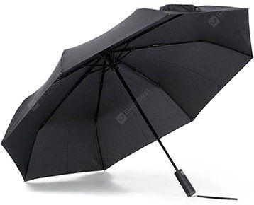 Xiaomi KongGu   Regenschirm mit automatischem Schließen & Öffnen für 13,15€