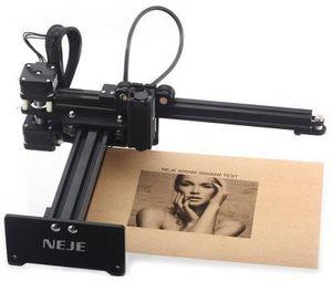 NEJE MASTER 3500mW Laser Graviermaschine für 126€ (statt 139€)