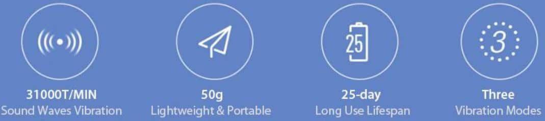 Xiaomi So White EX3   elektrische Zahnbürste für 11,90€   aus DE